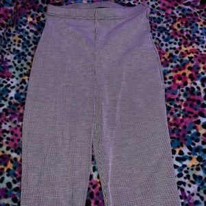 Stripped leggings for Forever 21